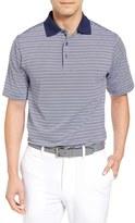 Bobby Jones Men's Cabana Stripe Stripe Polo