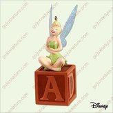 Hallmark 1 X DISNEY - TINKER BELL 2005 Ornament QXD4265 by