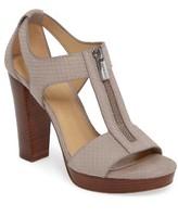 MICHAEL Michael Kors Women's Berkley Zip T-Strap Sandal