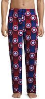 Marvel Captain America Microfleece Pajama Pants