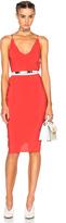 Lanvin Camisole Mini Dress