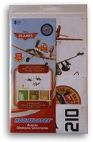Disney Planes Roomscapes Wall Decals