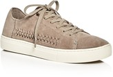 Toms Women's Lenox Woven Lace Up Sneakers
