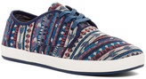 Toms Paseo Aztec Print Lace-Up Sneaker