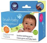 Brush Baby Teething Wipes