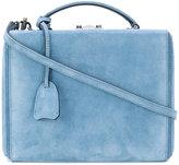 Mark Cross boxy satchel