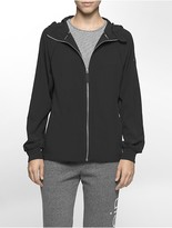 Calvin Klein Performance Stretch Hooded Jacket