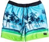 Quiksilver Printed Swim Shorts