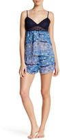 Josie Tank & Short Pajama Set (2-Piece)