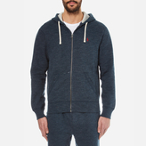 Polo Ralph Lauren Men's Full Zip Hoody Blue Eclipse
