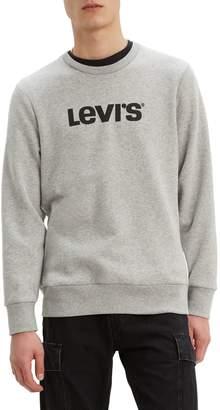 Levi's Graphic Cotton-Blend Sweatshirt