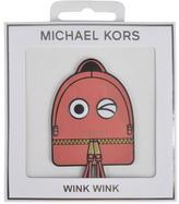 MICHAEL Michael Kors Rhea Leather Sticker