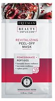 Freeman Beauty Infusion Mask Revitalizing Pack (6 Pieces) Disply