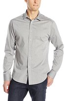 Vince Camuto Men's Spread Collar Shirt
