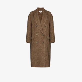Etoile Isabel Marant Ojima double-breasted coat