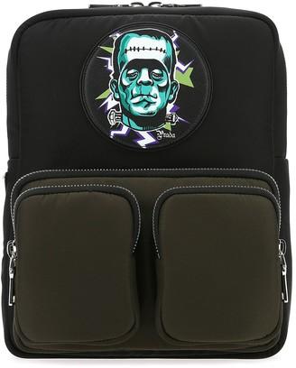Prada Frankenstein Backpack