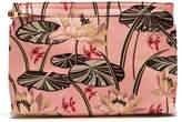 Loewe X Paula's Ibiza T floral-print canvas pouch