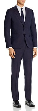 Paul Smith Soho Micro-Check Extra Slim Fit Suit - 100% Exclusive