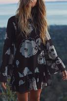 Winston White Printed Dress