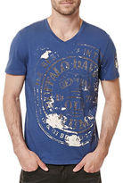 Buffalo David Bitton Tabor V-Neck Short Sleeve Tee