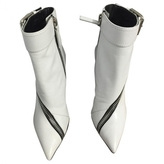 Giuseppe Zanotti Zanotti booties in white