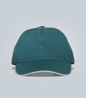 Loro Piana Baseball cap with logo