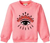 Kenzo Adeline Sweater (Toddler) - Old Pink - 2 Years
