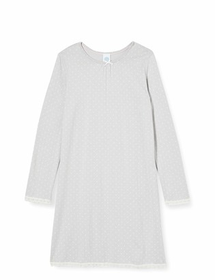 Sanetta Girl's Sleepshirt Silber Nightgown