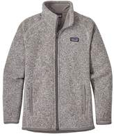 Patagonia Girls' Better Sweater® Fleece Jacket