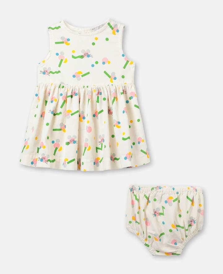 Stella McCartney Mice Wiggle Cord Dress, Unisex