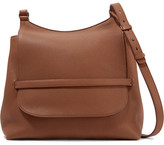 The Row Sideby Textured-leather Shoulder Bag - Brown