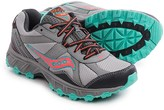 Saucony Grid Escape Trail Running Shoes (For Women)