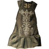 Isabel Marant Silk Mini-Dress