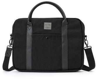 Jack and Jones Cotton Laptop Bag