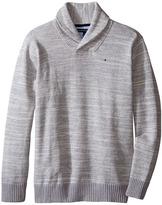 Tommy Hilfiger Robert Shawl Sweater (Big Kids)