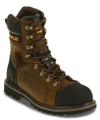 Caterpillar Tracklayer Steel Toe Work Boot