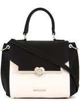 Love Moschino bicolour medium crossbody bag