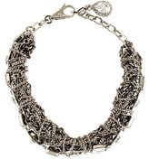 Dolce & Gabbana Embellished Collar Necklace