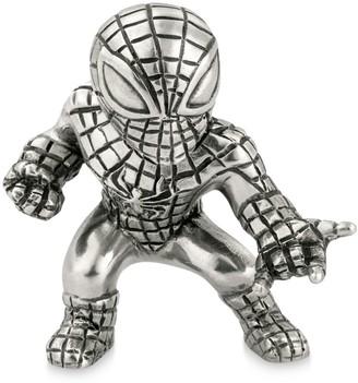 Disney Spider-Man Pewter Mini Figurine by Royal Selangor