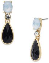 Anne Klein Post Back Drop Earrings