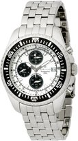 Sartego Men's SPC45 Ocean Master Quartz Chronograph Watch