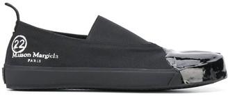 Maison Margiela Tabi plimsole sneakers