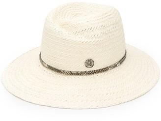 Maison Michel Virginie panama fedora hat
