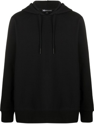 Y-3 Embroidered Logo Hoodie