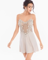 Soma Intimates Showstopper Sleep Chemise Champagne