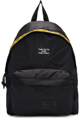 Eastpak Black Neighbourhood Edition Padded Pakr Backpack