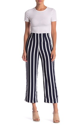 Dee Elly Striped Palazzo Pants