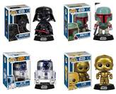 Funko Star Wars POP! Vinyl Collectors Set: Darth VaderBoba FettR2-D2C-3PO