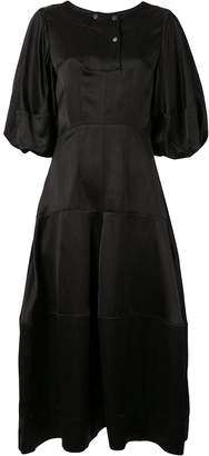 Lee Mathews Juliette lantern dress