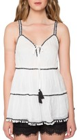 Willow & Clay Women's Embroidered Tank